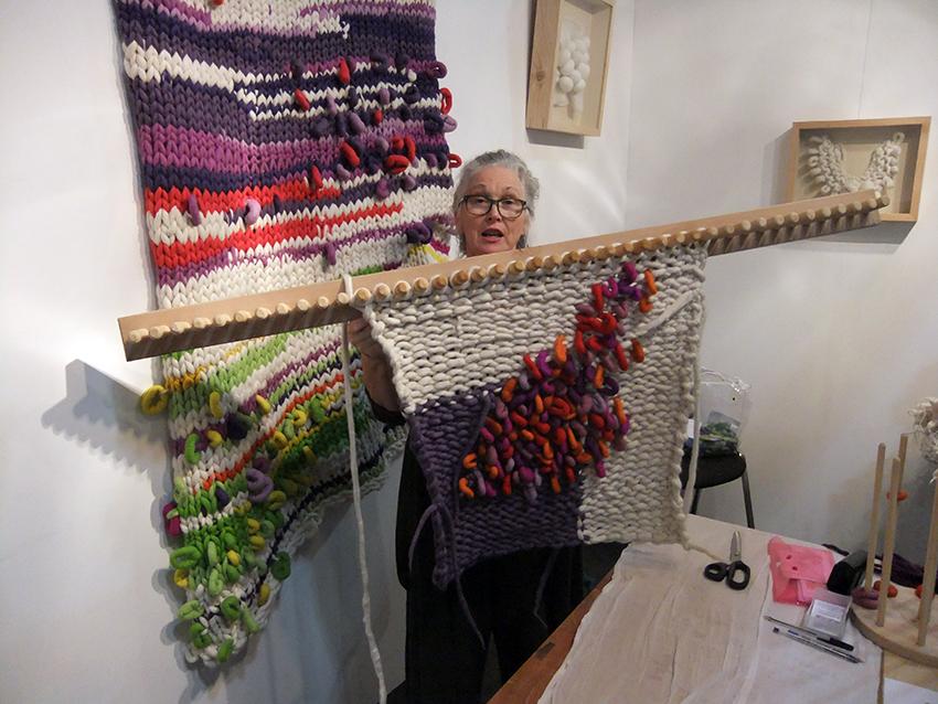 Knit & Stitch 2014
